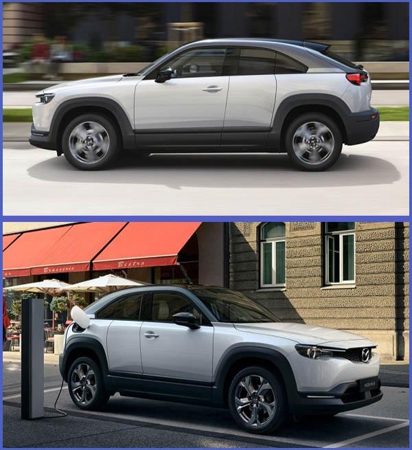 All-electric-Mazda-MX-30-Crossover