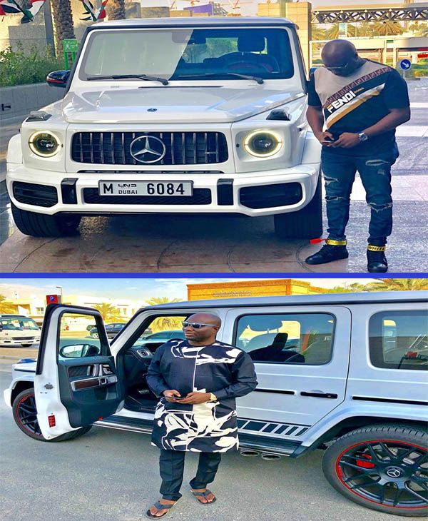Mompha-poses-with-his-Mercedes-Benz-G63-AMG