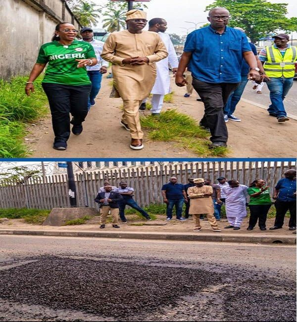 Sanwo-Olu-personally-inspects-road-repairs-in-Lagos-2