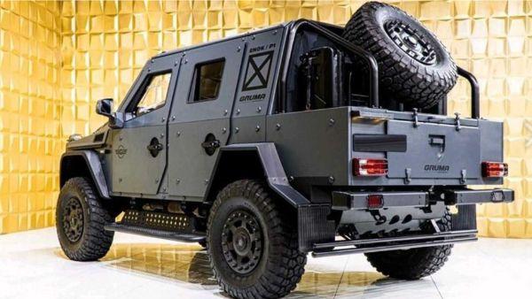 armored-mercedes-benz-g500-angular-rear