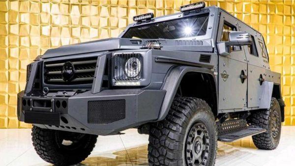 armored-mercedes-benz-g500-angular-front