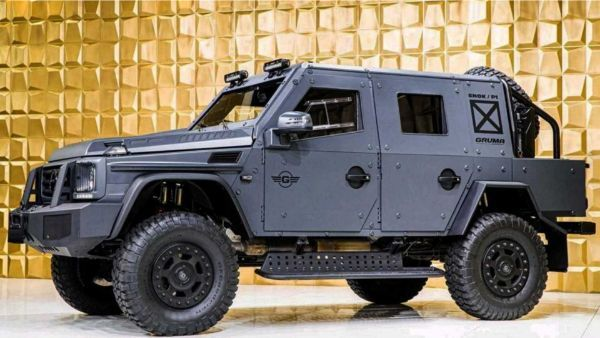 armored-mercedes-benz-g500-side