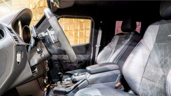 armored-mercedes-benz-g500-cabin