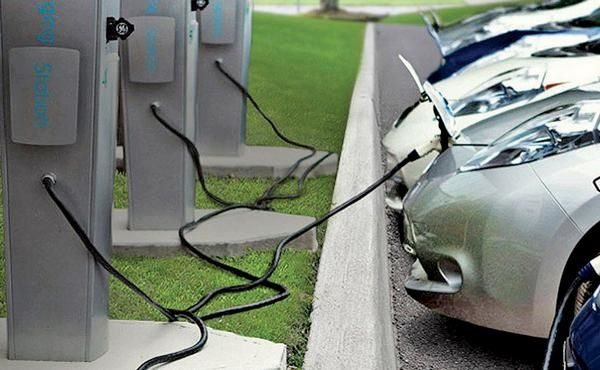 charging-point-of-electric-cars