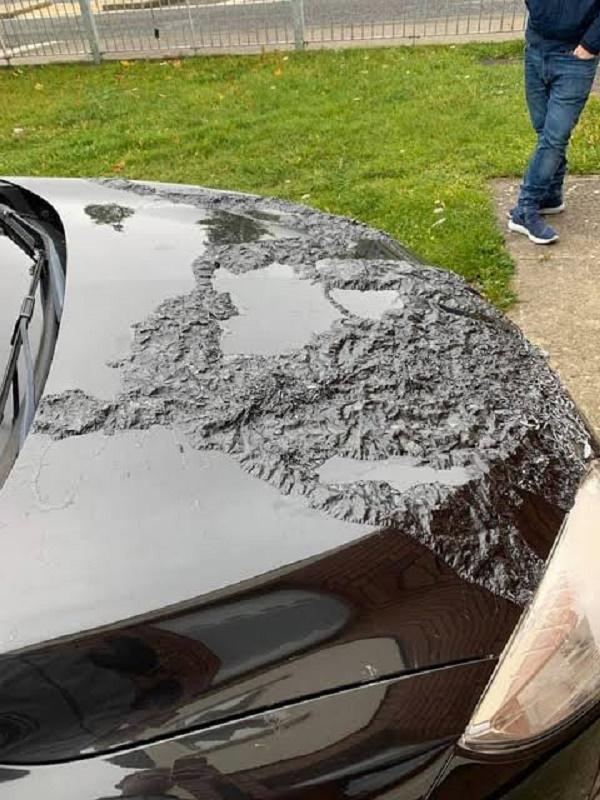 car-doused-in-car