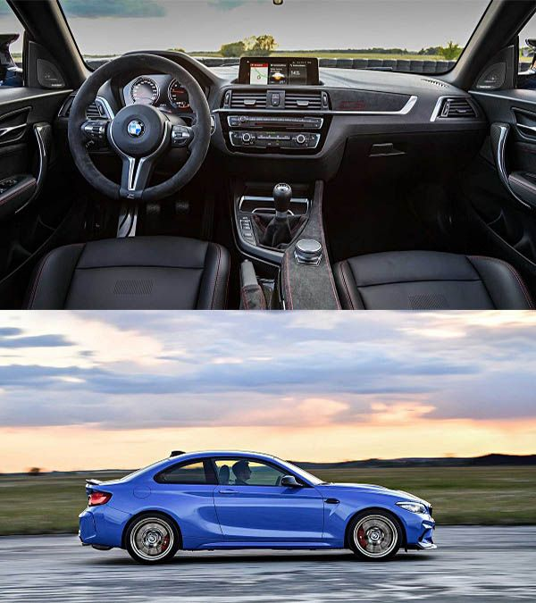 2020 Bmw M2 Cs Finally Released With Improved Suspension