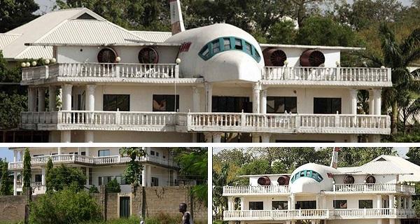 Abuja-Aeroplane-House