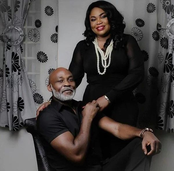 Richard-Mofe-Damijo-and-his-wife