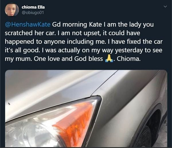 image-of-a-lady-response-to-kate-henshaw-on-twitter-on-car-scratching