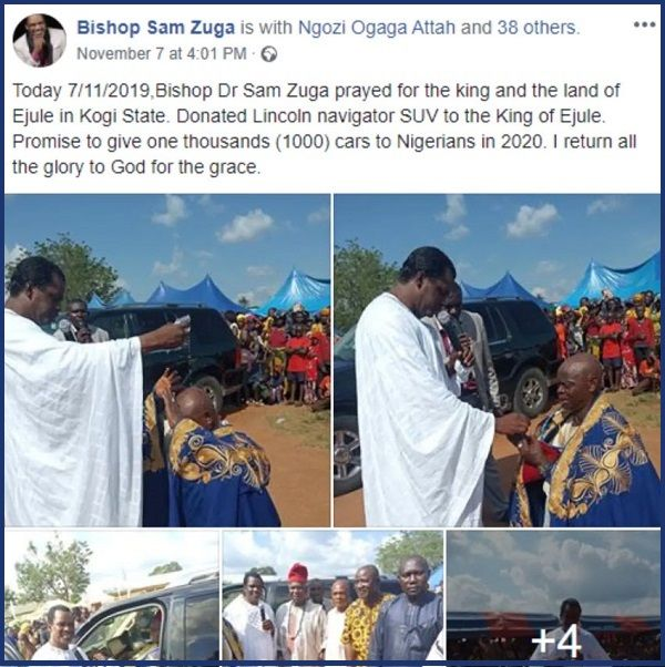 Bishop-Sam-Zuga-Facebook-post