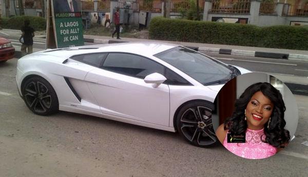 Funke-Akindele's-Lamborghini-Aventador