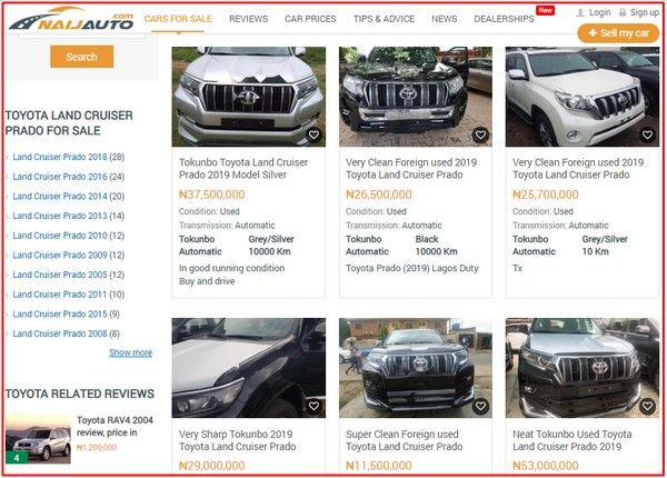 toyota-prado-for-sale-on-naijauto