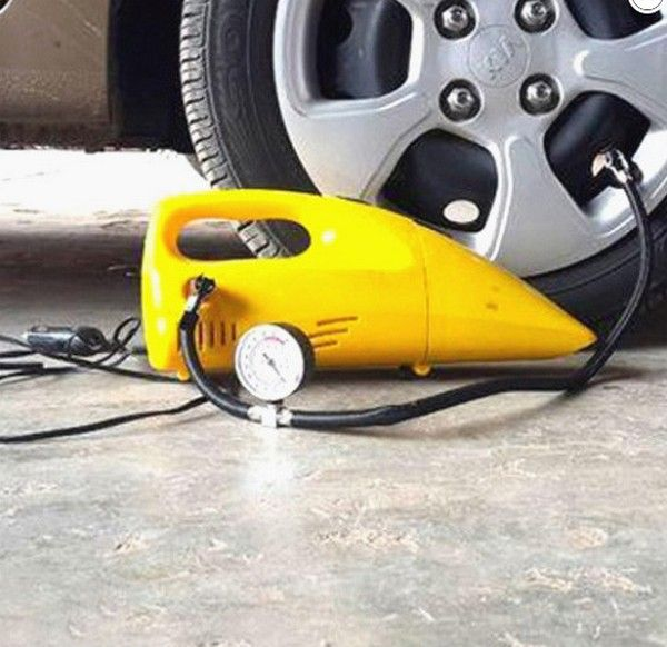 Tyre-inflator-with-vacuum-cleaner