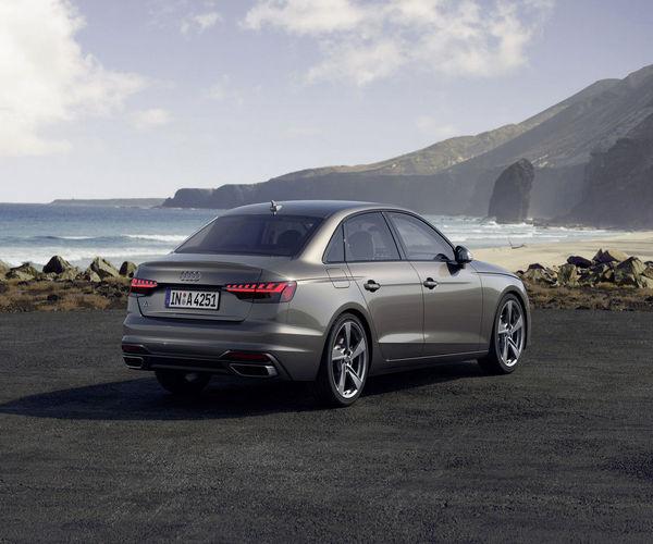 Audi-A4-rear-view