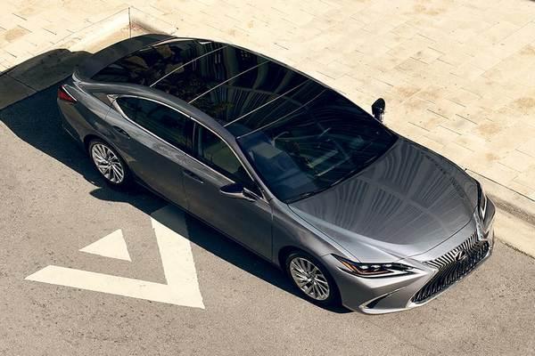 2020-Lexus-ES