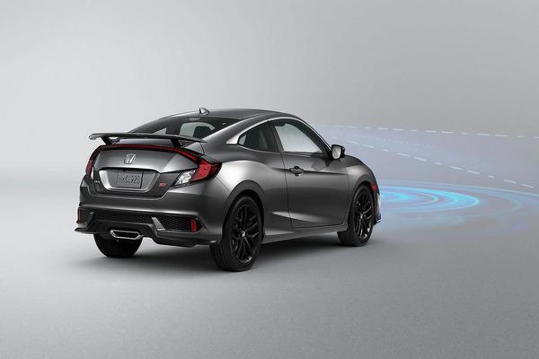 Honda-Collision-mitigation-warning-system