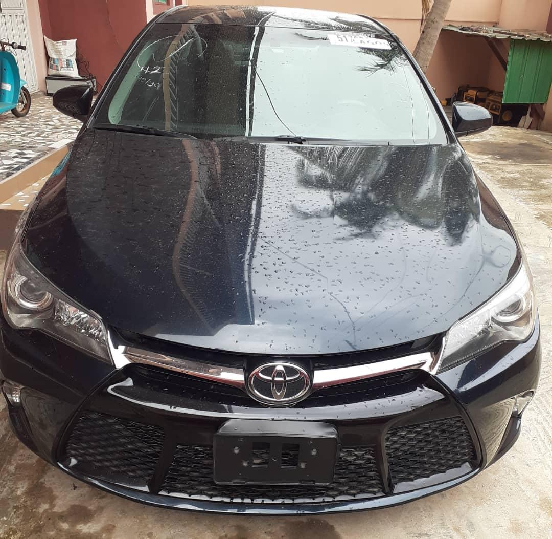 2015 Black Sedan For Sale In