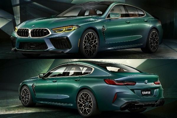 The-front-and-rear-view-of-the-BMW-M8-Gran-Coupe-Concept
