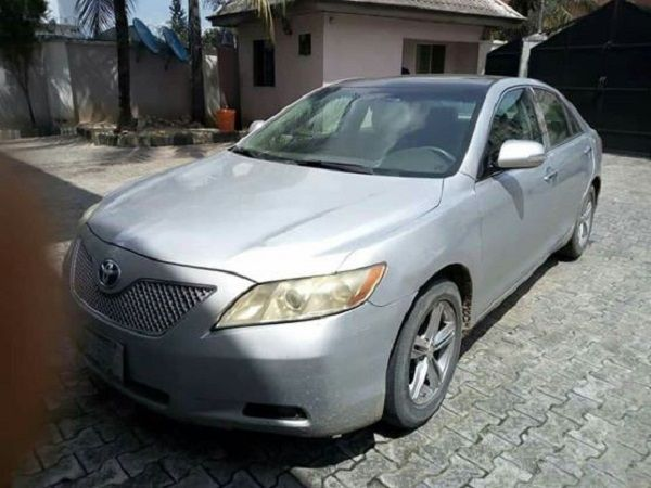 iamge-of-2007-camry-seized-from-yahoo-boys-in-calabar