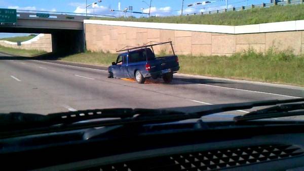 tire-burst