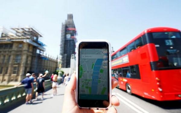 uber-in-london