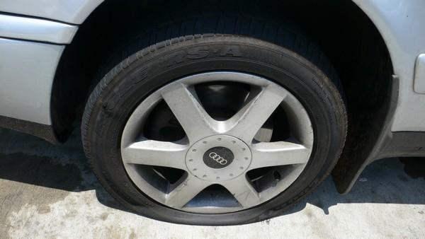 low-tire-pressure