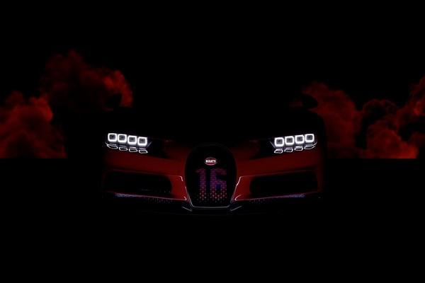 Bugatti-electric