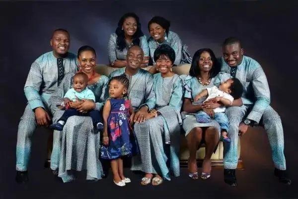 Oyedepo-family