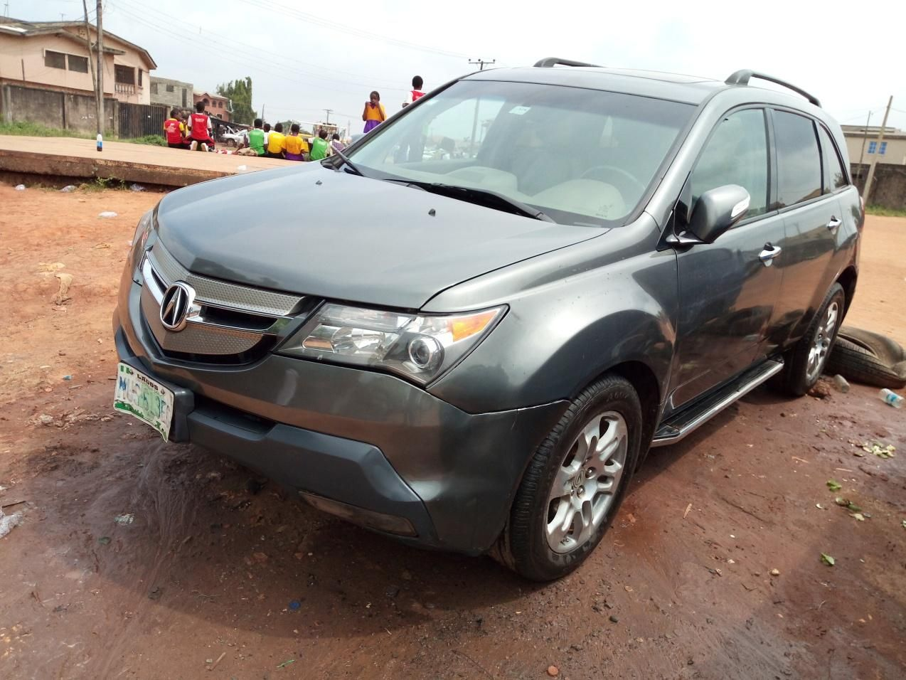 Very Clean Nigerian Used Acura Mdx 2009