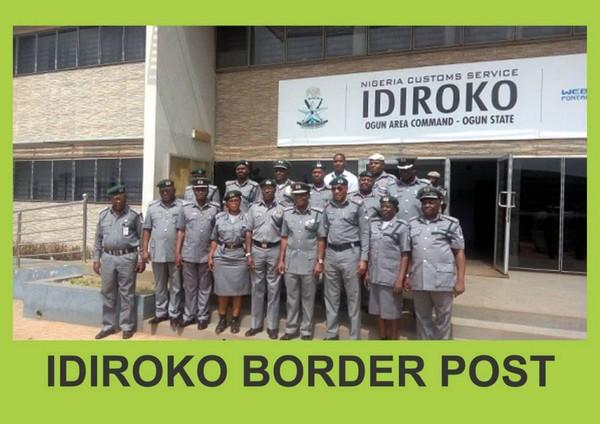 idiroko-border-customs
