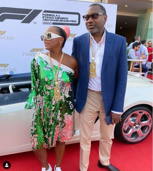 dj-cuppy-and-her-dad