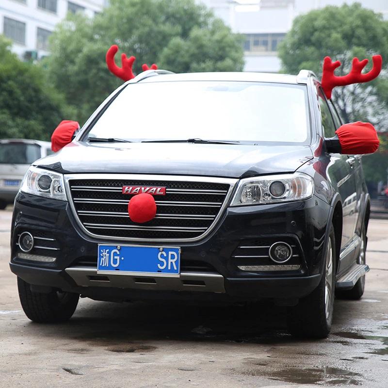 Top tips for Car Decoration this Christmas day   naijauto.com