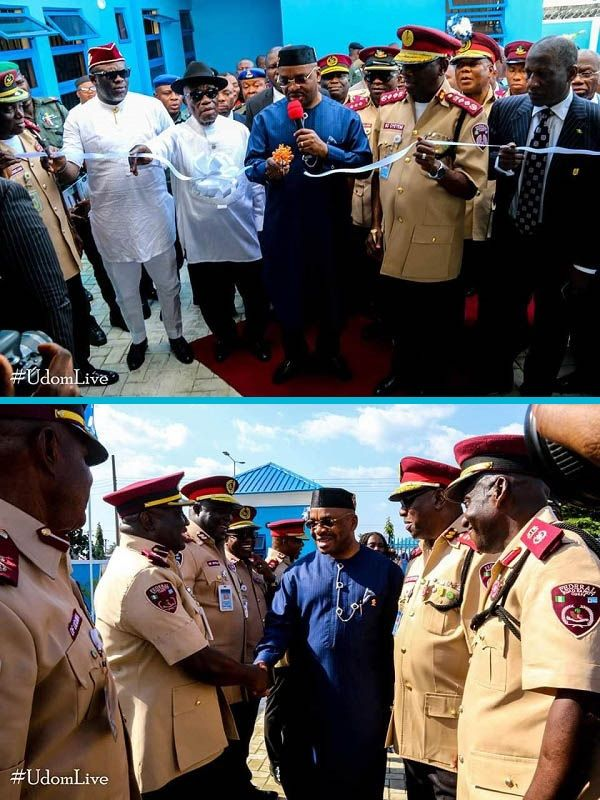Governor-Udom-Emmanuel-declares-open-new-Uyo-FRSC-office-in-Akwa-Ibom-state