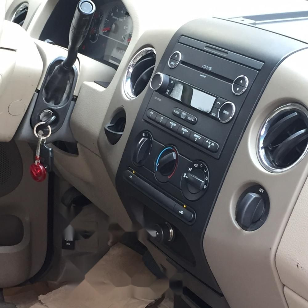 Foreign Used Ford F-150 2008 Model Brown
