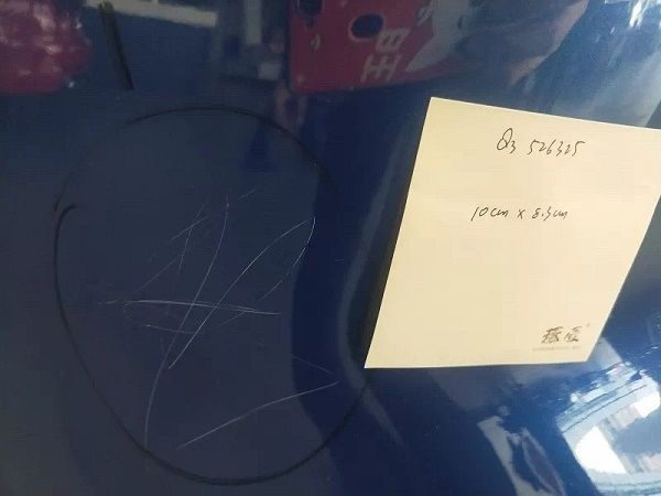 scratched-Audi-car-by-3-year-old