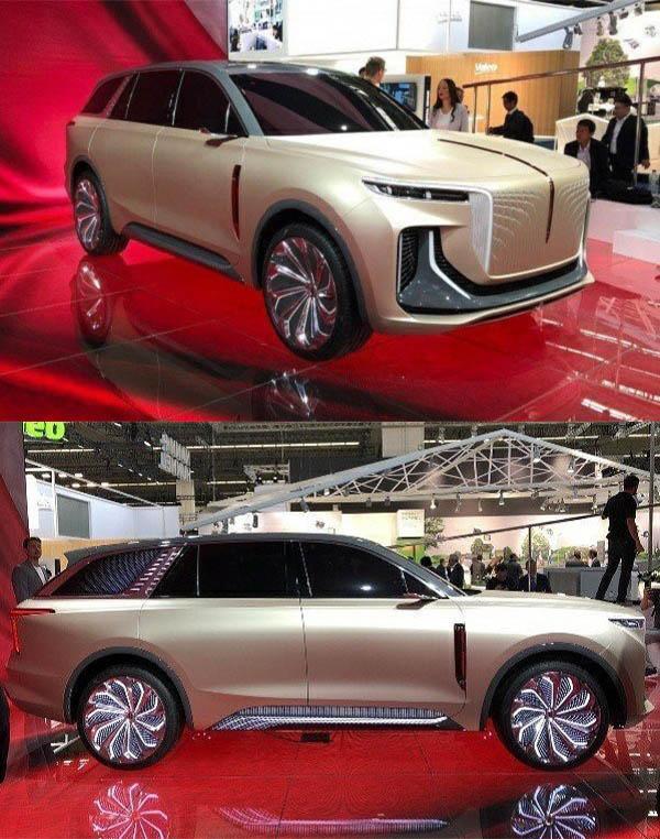 Hongqi-Chinese-made-sedan
