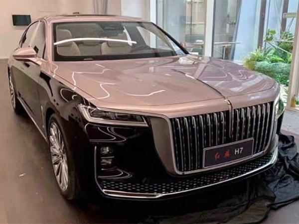 Hongqi-H7-Luxury-sedan