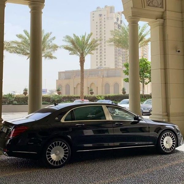 Hushpuppi's-Mercedes-Benz-Maybach-S650