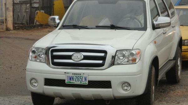 White-Innoson-Car