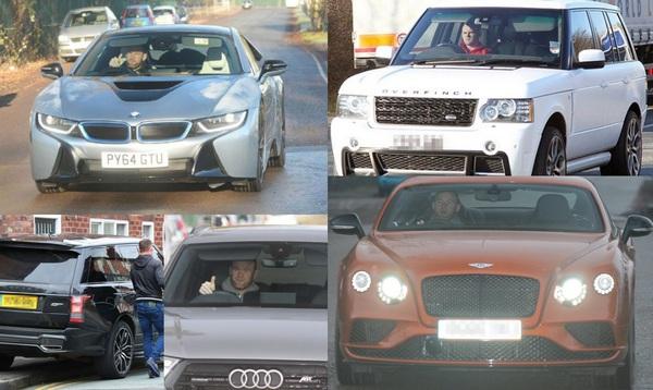 Rooney-s-car