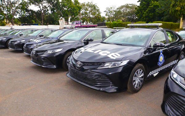 Ghana-receives-100-brand-new-police-vehicles-from-the-Chinese-Government