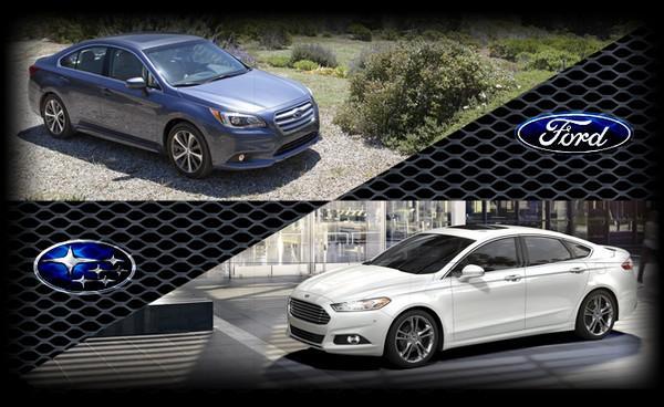 ford-fusion-vs-subaru-legacy