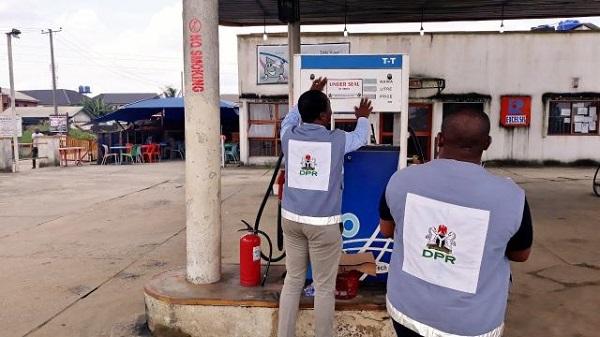 DPR-seals-Kogi-filling-stations