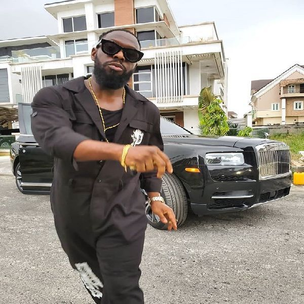 Timaya-and-Rolls-Royce-Cullinan