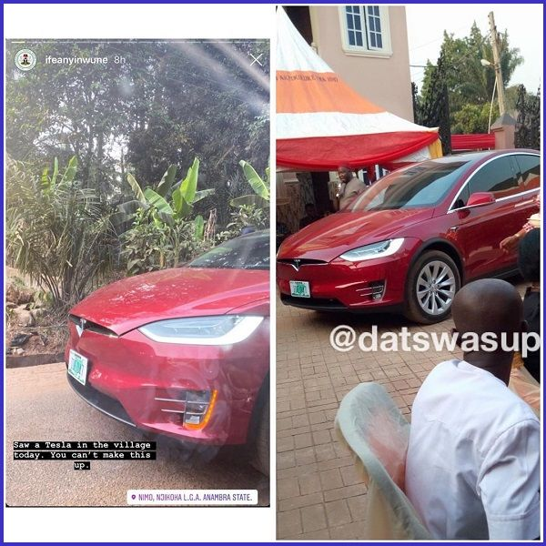 Tesla-Model-S-car-spotted-in-a-village-at-Anambra-State-Nigeria