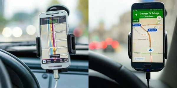 image-of-google-map-on-phone-stand