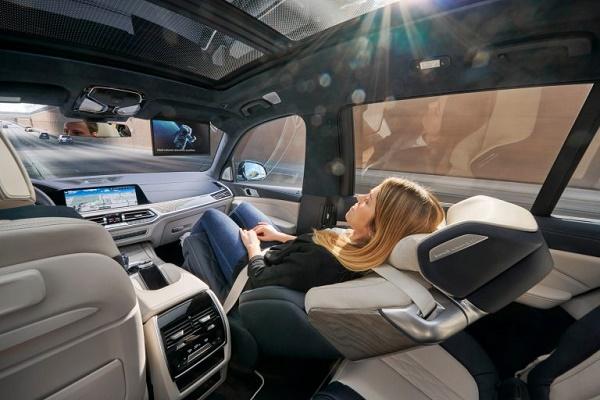 BMW-gaze-detection-system