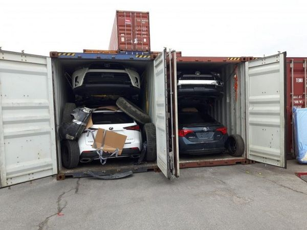 smuggled-car-in-Nigerian-port