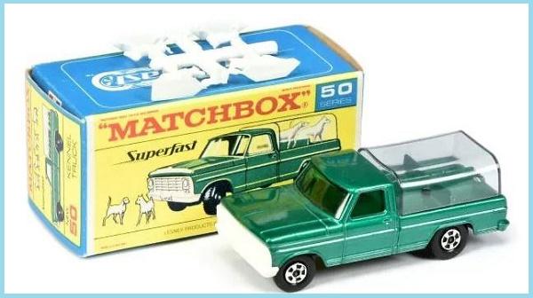 Matchbox-lorry-toy