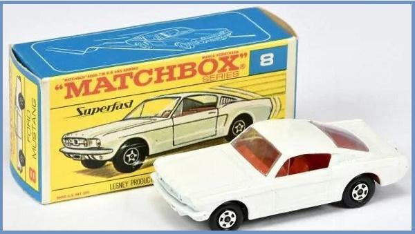 Matchbox-toy-car